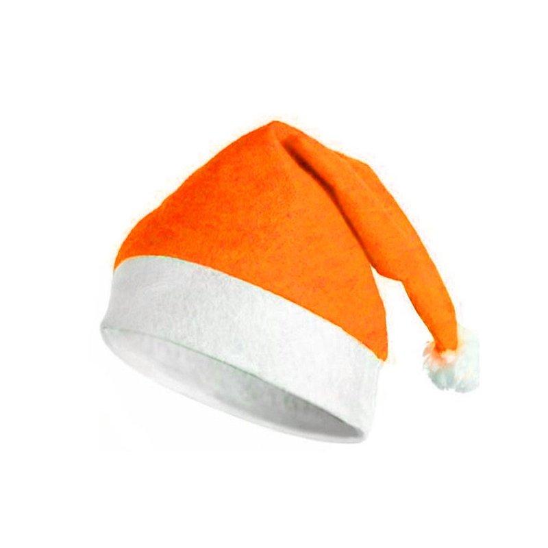 Gorro de Navidad Naranja