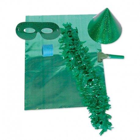 Bolsa de Cotillón Verde