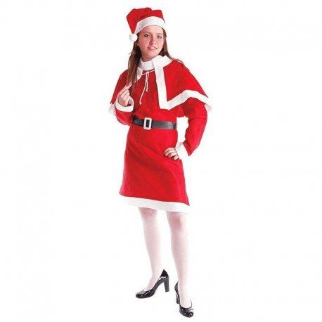 Disfraz Mamá Noel Mujer