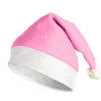 Gorro Navidad Rosa