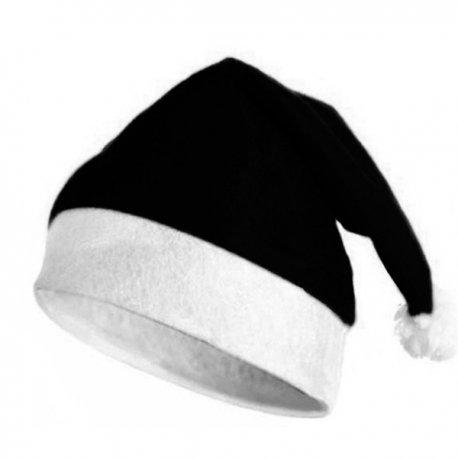 Gorro Navidad Negro